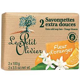 Savonnettes - extra douces - fleur d'oranger - enric...