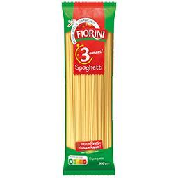 Spaghetti en 3 minutes