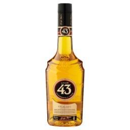 Cuarenta y tres - liqueur espagnole aromatisée à la ...