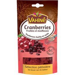 Cranberries ,VAHINE,le sachet de 125g