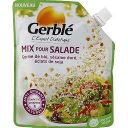 Mix pour salade germe de blé, sésame doré,GERBLE,le sachet de 130 g