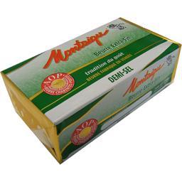 Beurre 1/2 sel aop montaigu,Laiterie De Montaigu,la plaquette de 250 gr