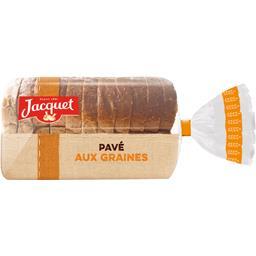 Pavé aux graines, JACQUET, 350g,JACQUET,