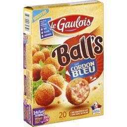 Ball's goût cordon bleu, , étui, 200g,LE GAULOIS,