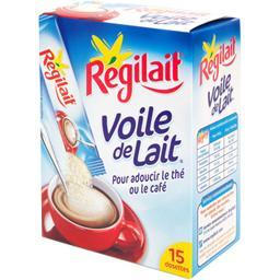 Voile de lait, 15 doses ,REGILAIT,la boite de 15 dosettes - 60g