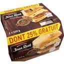 Jean Rozé Burger tradition Le Charolais les 2 Burgers de 220 g