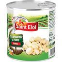 Saint Eloi Champignons de Paris entier 1er choix la boite de 460 g net égoutté