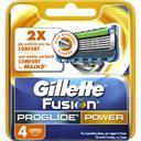 Gillette Lames de rasoir fusion proglide power
