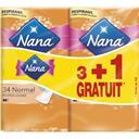 Nana Protège slip fraîcheur quotidienne normal les 3 paquets de 34