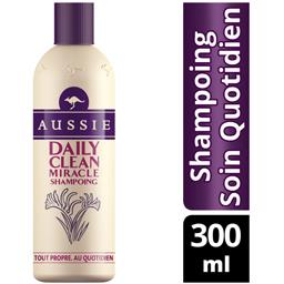 Shampoing Frizz Miracle cheveux frisés rebelle