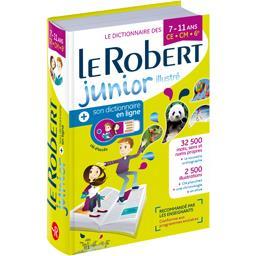 Le Robert junior illustré et son dictionnaire en ligne + clé