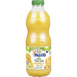 100% pur jus orange de Floride sans pulpe