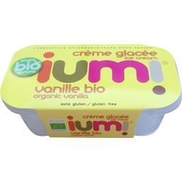 Iumi Crème glacée vanille BIO le bac de 265 g