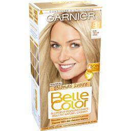 Belle Color - Coloration blond très clair cendré 9.1