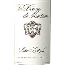 Saint-Estèphe La Dame de Montrose - Second vin Rouge...