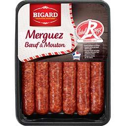 Merguez véritable Label Rouge