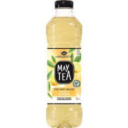 May Tea Thé infusé glacé thé vert parfum citron
