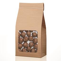 Bonbon de chocolat au lait aux céréales soufflées en VRAC