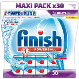Powerball - Tablettes lave-vaisselle Quantum Max Power & Pure