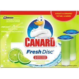 Fresh Disc - Recharge disques fraîcheur citron vert
