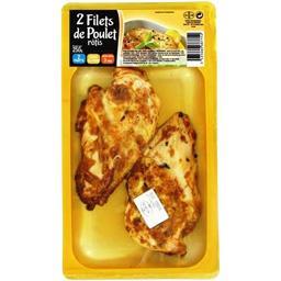 Filets de poulet rôtis