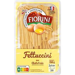 Pâtes Fettuccini aux œufs frais