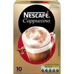 Sticks de Cappuccino