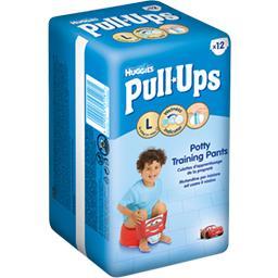 Culotte d'apprentissage Pull-Ups fille, garçon L : 1...