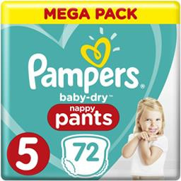 Baby-dry - pants- taille 5 12-17 kg - couches-culott...