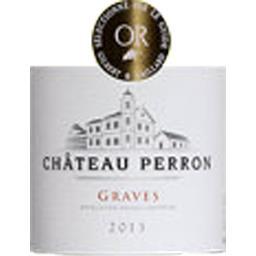 Graves Château Perron vin Blanc sec 2016