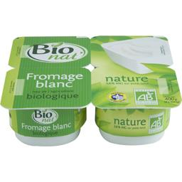 Fromage blanc nature BIO