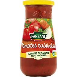 Sauce tomates cuisinées
