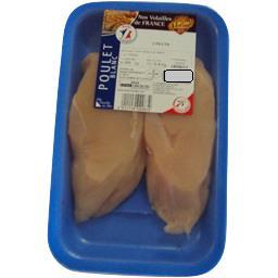Filet de poulet blanc