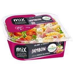 Salade & Fusilli jambon Boursin