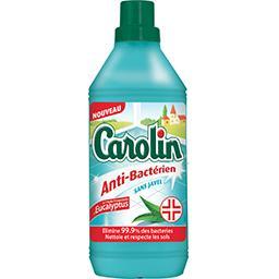 Nettoyant ménager Anti-Bactérien sans javel à l'euca...