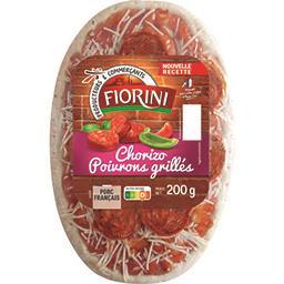 Fiorini Pizza chorizo la boite de 200 g