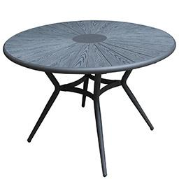 Table ronde 112 cm fusion