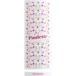 Côtes du Roussillon Paulette, vin rosé