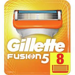 Fusion5 lames de rasoir pour homme 8recharges