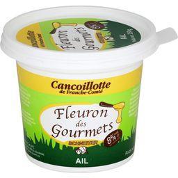 Cancoillotte de Franche-Comté ail