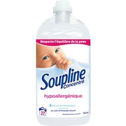 Adoucissant hypoallergénique au lait d'amande douce