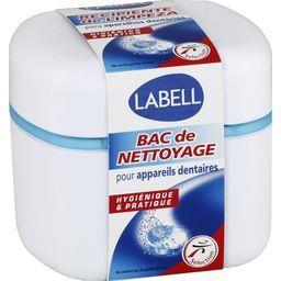 Bac de nettoyage pour appareils dentaires