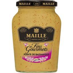 Moutarde pointe de balsamique
