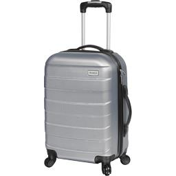 Valise Trolley Brava 51 cm ABS gris