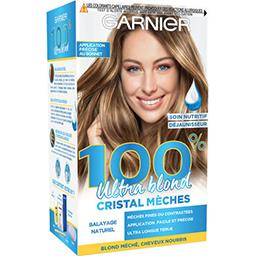 Cristal mèches, kit pour balayage lumineux, soin nut...