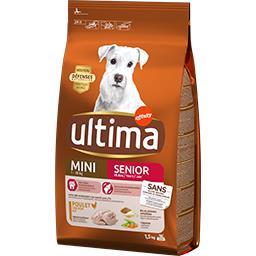 Ultima Spécial Mini - Croquettes pour chien Senior