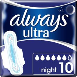 Serviettes hygiéniques Ultra Night