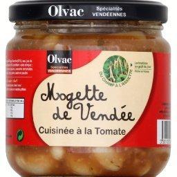 Mogette de Vendée cuisinée à la tomate