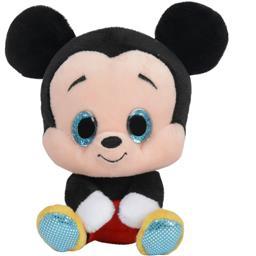 Peluche Mickey Glitsies Collection 40 cm