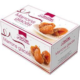 Motta Marrons glacés gros morceaux la boite de 250 g